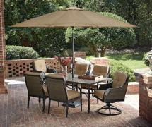La-boy Outdoor Charlotte 7 Piece Dining Set
