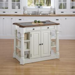 Monarch Kitchen Island Replacement Doors For Cabinets Home Depot Styles And Two Stools