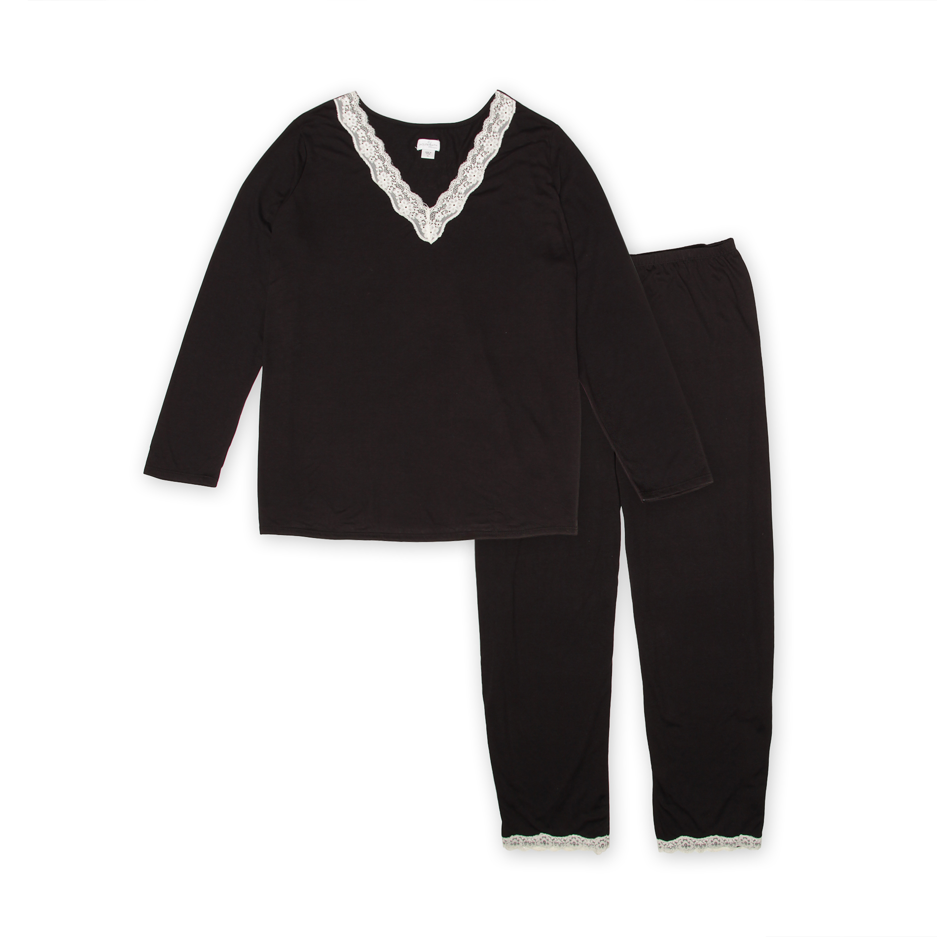 Jaclyn Smith Women' Pajama Top & Pants