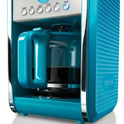 Kmart Kitchen Designs Ideas Bella Dots Collection 12-cup Programmable Coffee Maker ...