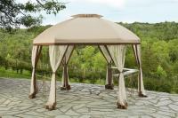 Garden Oasis Replacement Canopy for Long Beach Gazebo ...