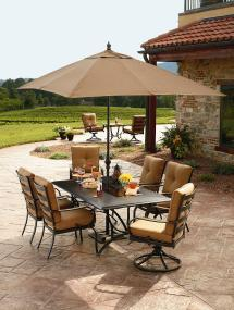 Grand Resort Sunset Place 7 Piece Dining Set