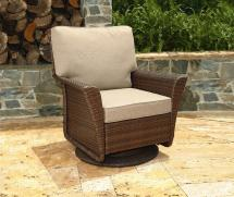 Ty Pennington Style Parkside Swivel Glider Chair