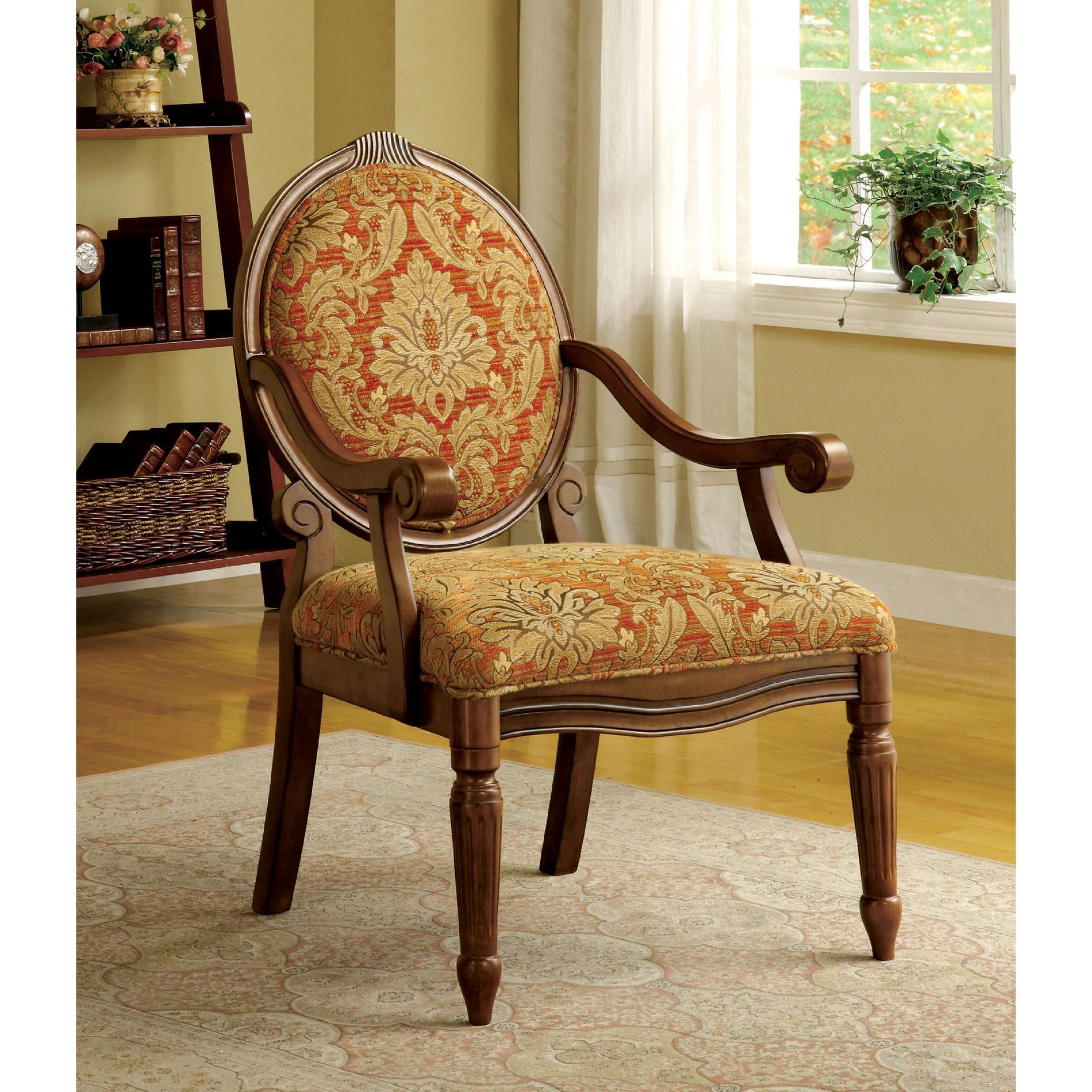 victorian accent chair think stool venetian worldwide hammond