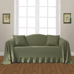 Sofa Covers At Kmart Dean Sleeper United Curtain Company Westwood Duck Cloth Cover