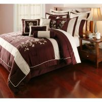 8-Piece Comforter Set - Aleesa: Decorative Bedding Set ...