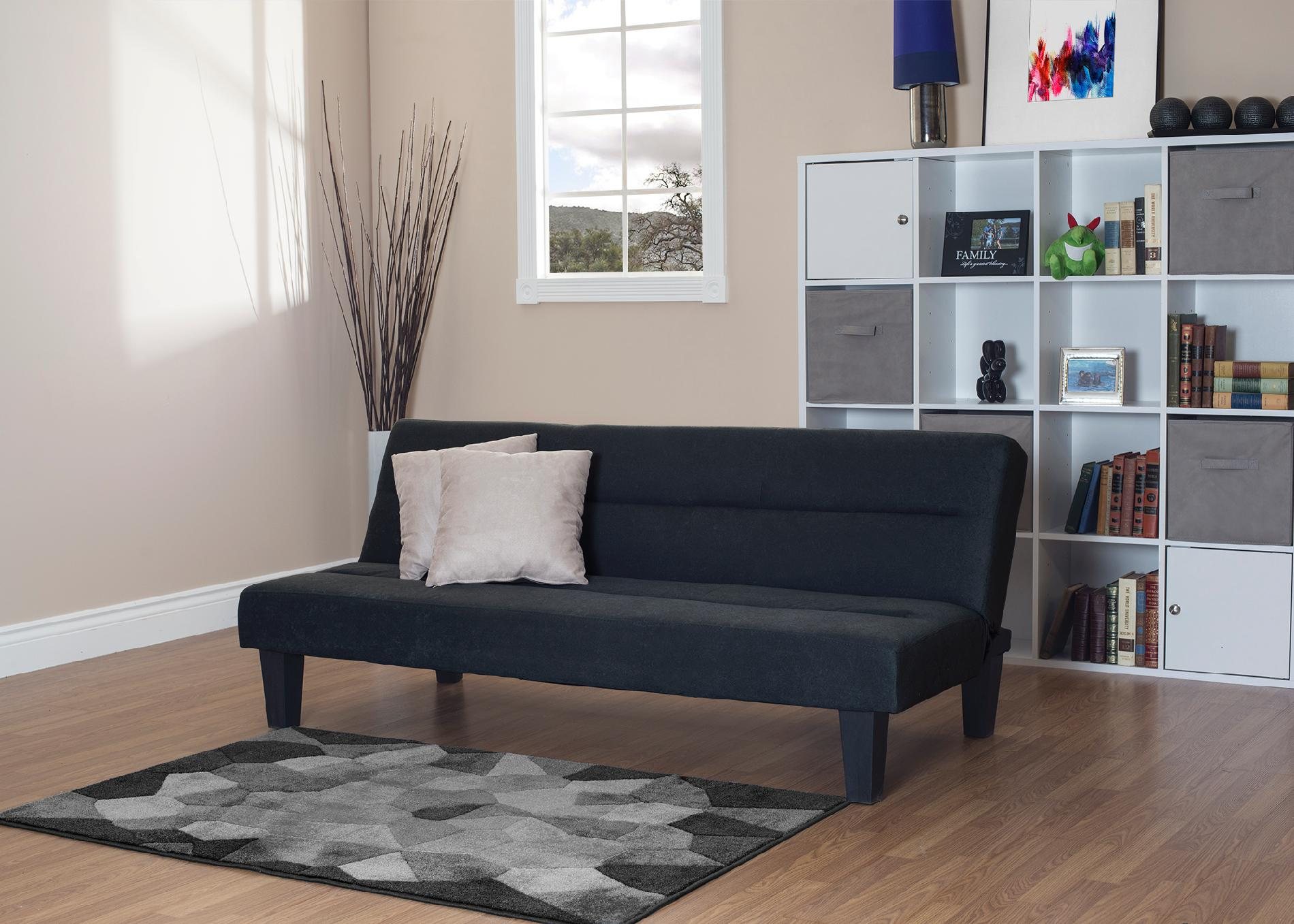 kmart jaclyn smith sleeper sofa cushion support straps dylan futon find functional furniture at