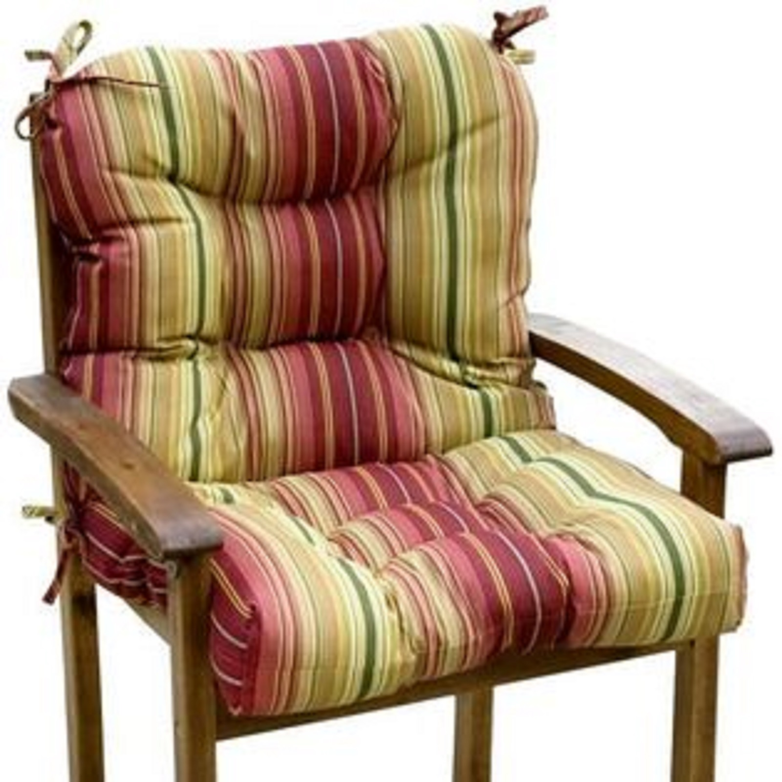 dining chair cushions kmart swivel rocker recliner leather greendale home fashions outdoor seat back cushion