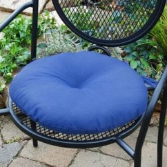 Round Cushions For Outdoor Chairs Frontgate Lounge Greendale Home Fashions 18 In Bistro Chair