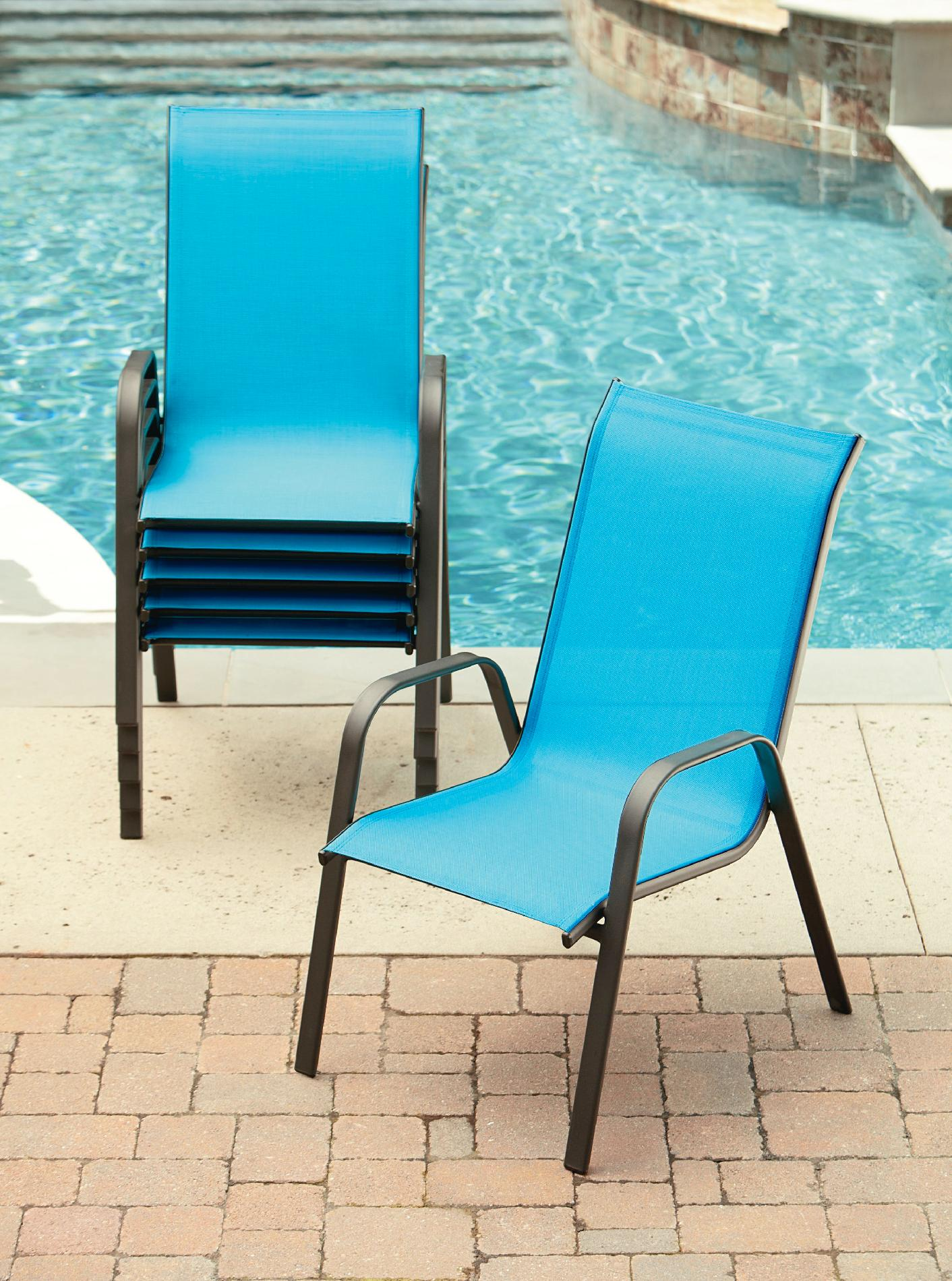 Essential Garden Stack Chairs Bartlett