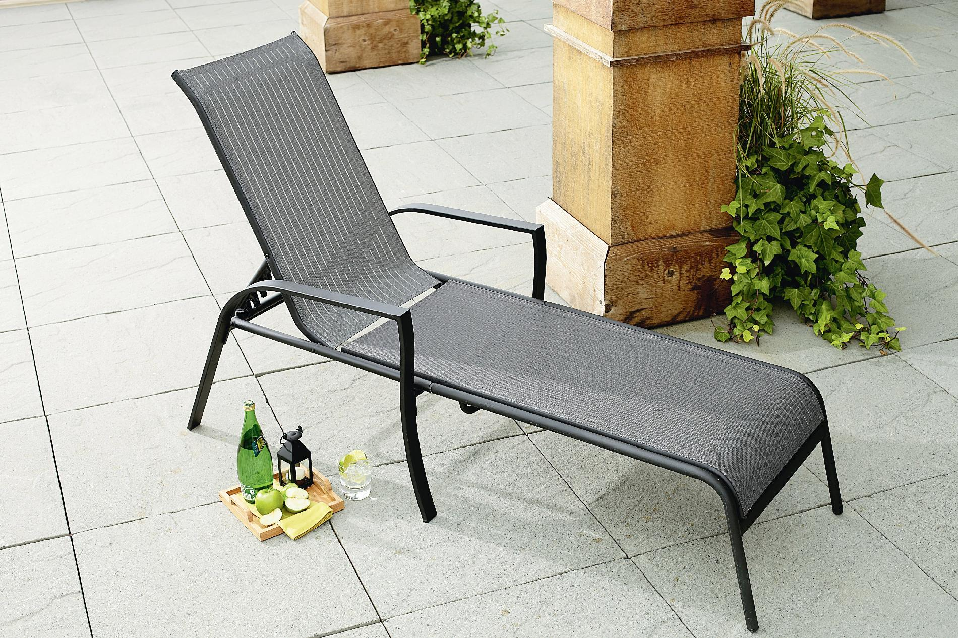 sun lounge chairs kmart consumer reports lift essential garden hinton sling chaise limited