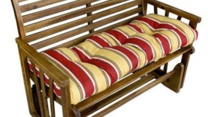Greendale Home Fashions 44 Inch Outdoor Swing/Bench
