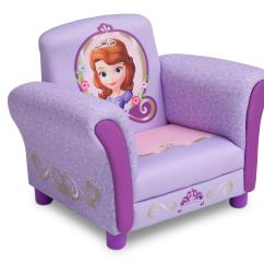 Childrens Upholstered Chair Kids With Umbrella Delta Children Disney Sofia The First