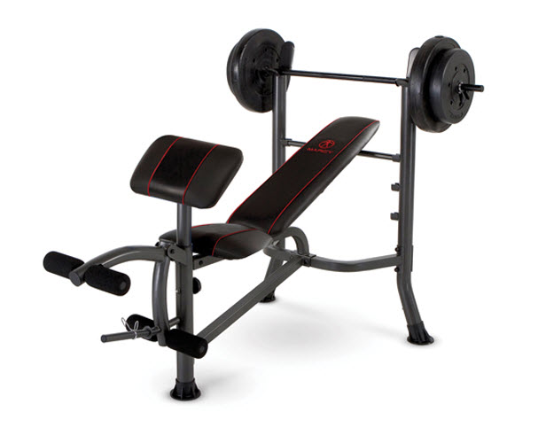 80 Lb Weight Set Tone Up With Sears