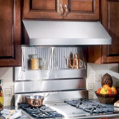 Kitchen Range Hoods Signs For Home Broan Rmp4804 48 In. Rangemaster® Stainless Steel Backsplash