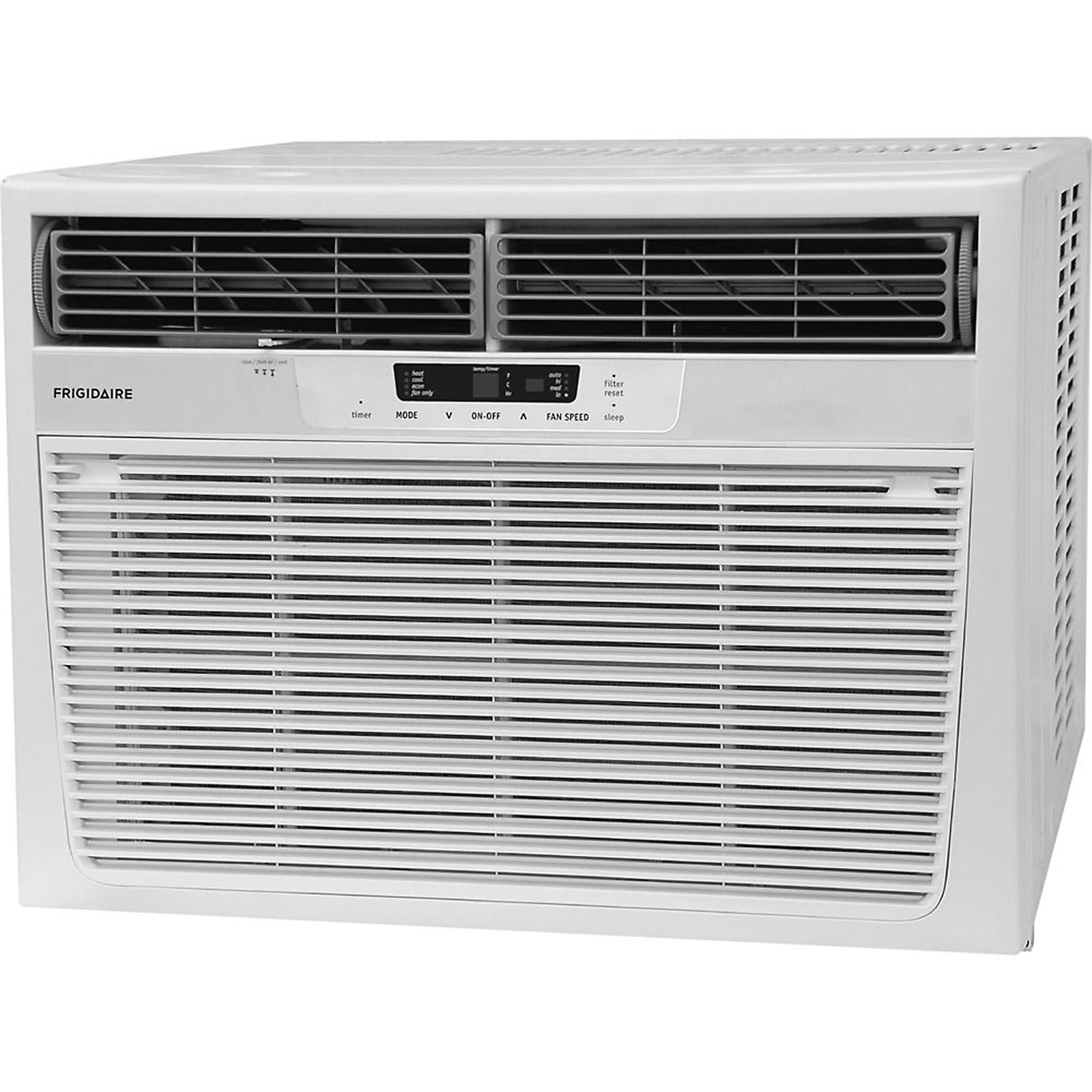 Frigidaire Fra18emu2 18 500 Btu 230-volt Window-mounted Median Air Conditioner With 16 000