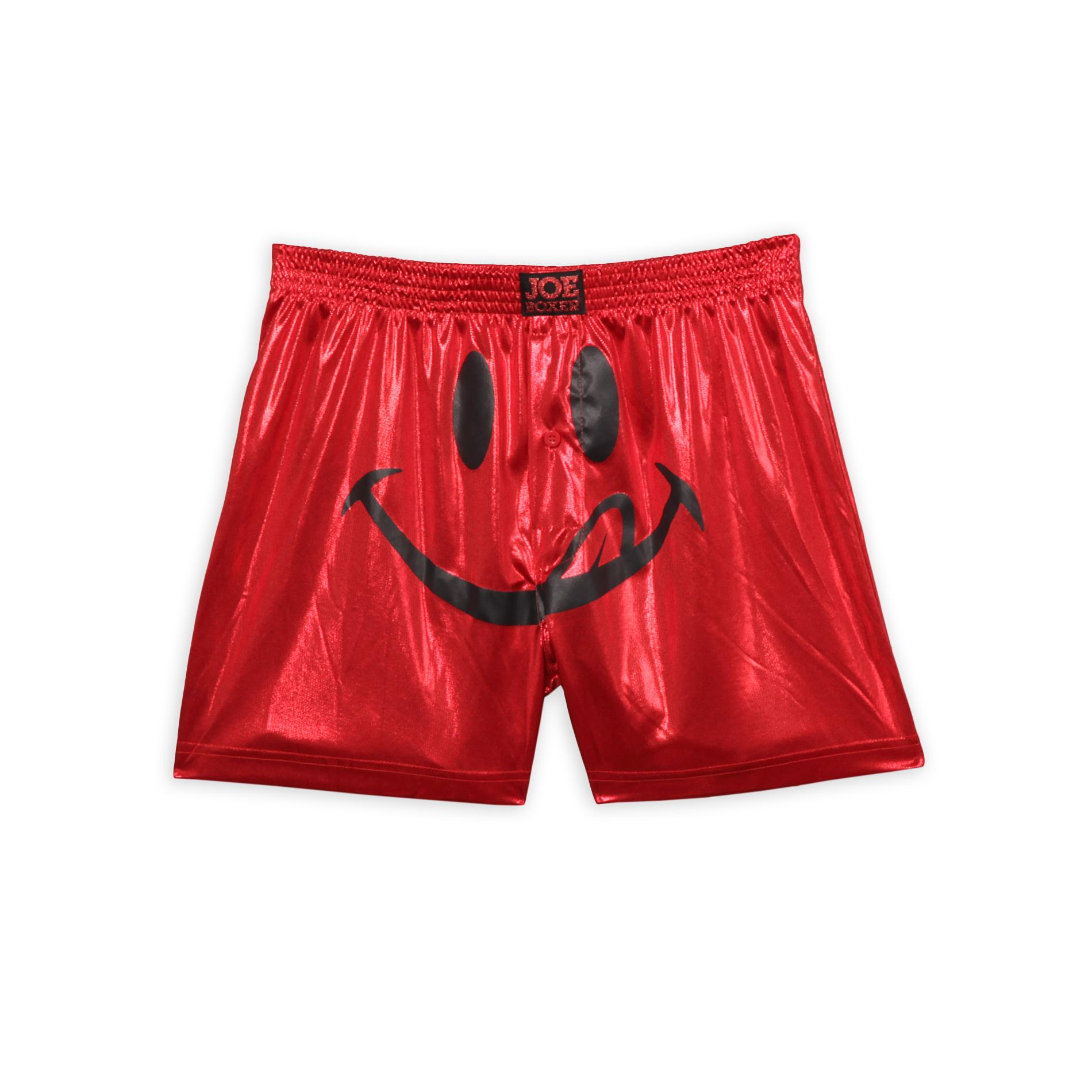 Joe Boxer Men' Satin Boxers