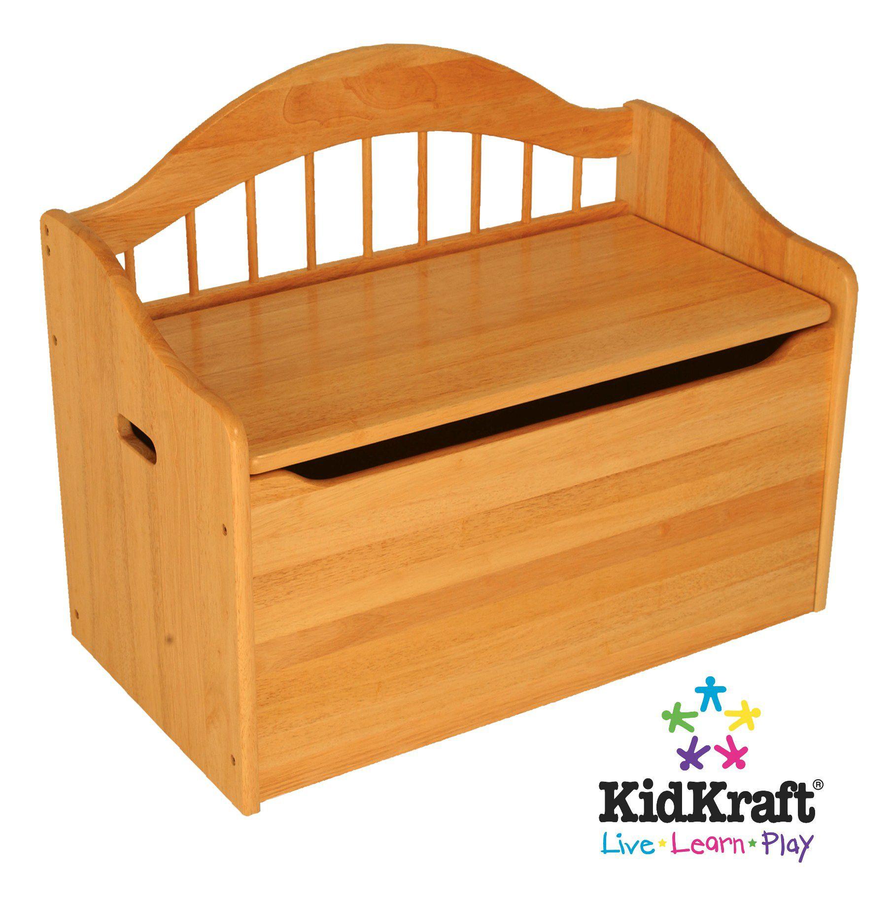 Kidkraft Limited Edition Toy Box Honey