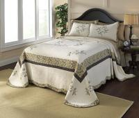 Country Living Embroidered Bedspread - Kristen - Home ...