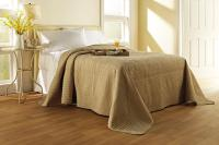 Country Living Tile Bedspread - Sesame - Home - Bed & Bath ...