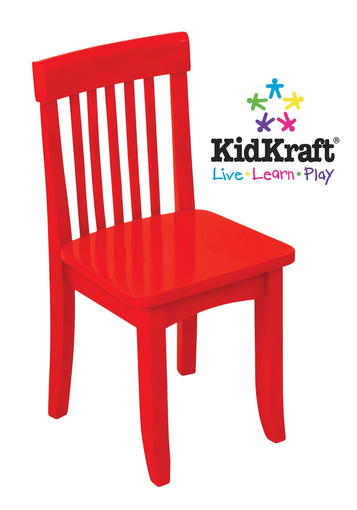 kidkraft avalon chair covers for bridal shower red