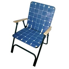 Webbed Folding Lawn Chairs How Much Does A Gaming Chair Weight Rio Deluxe Web Blue