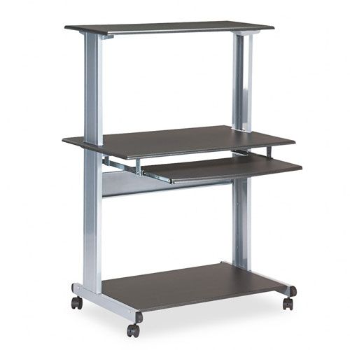 Rubbermaid FiveDrawer Mobile Workcenter  Office Supplies