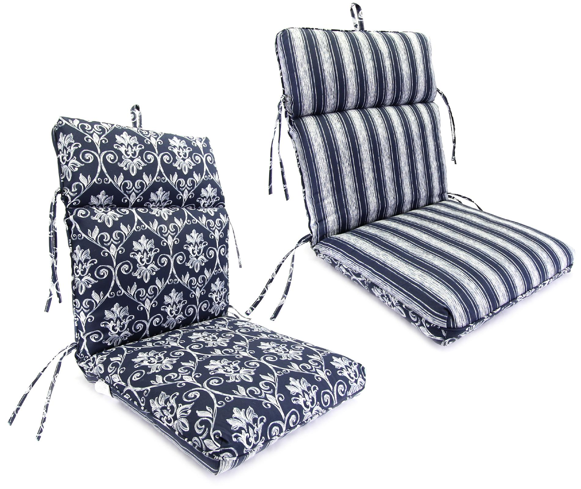 outdoor replacement chair cushions football bean bag patio get at sears