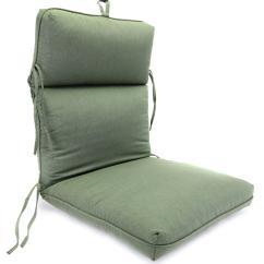 Sunbrella Chair Cushion Cover Seat Car Grand Resort Chaplin Green Featuring