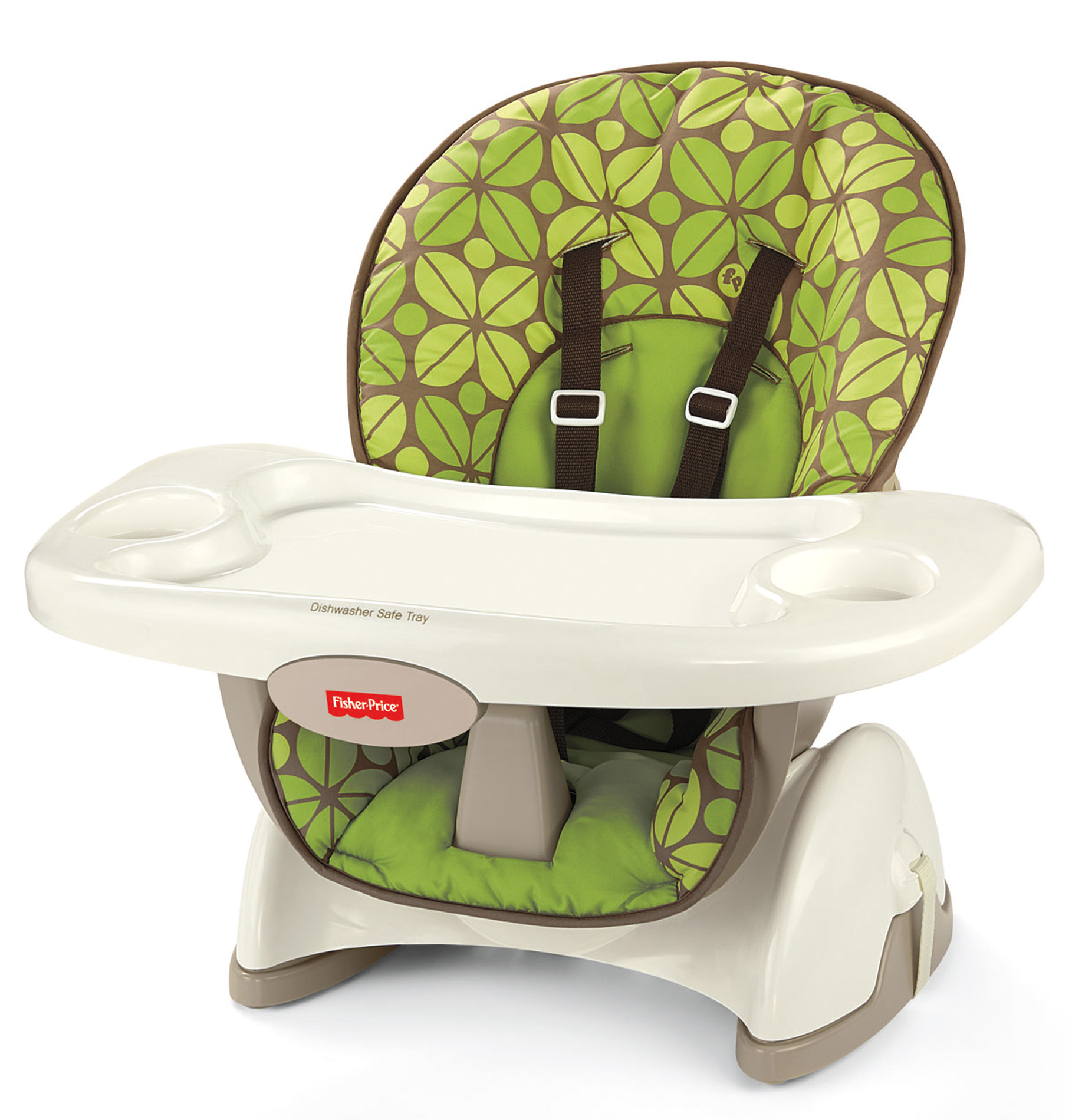 rainforest high chair best wing back chairs fisher price friends space saver