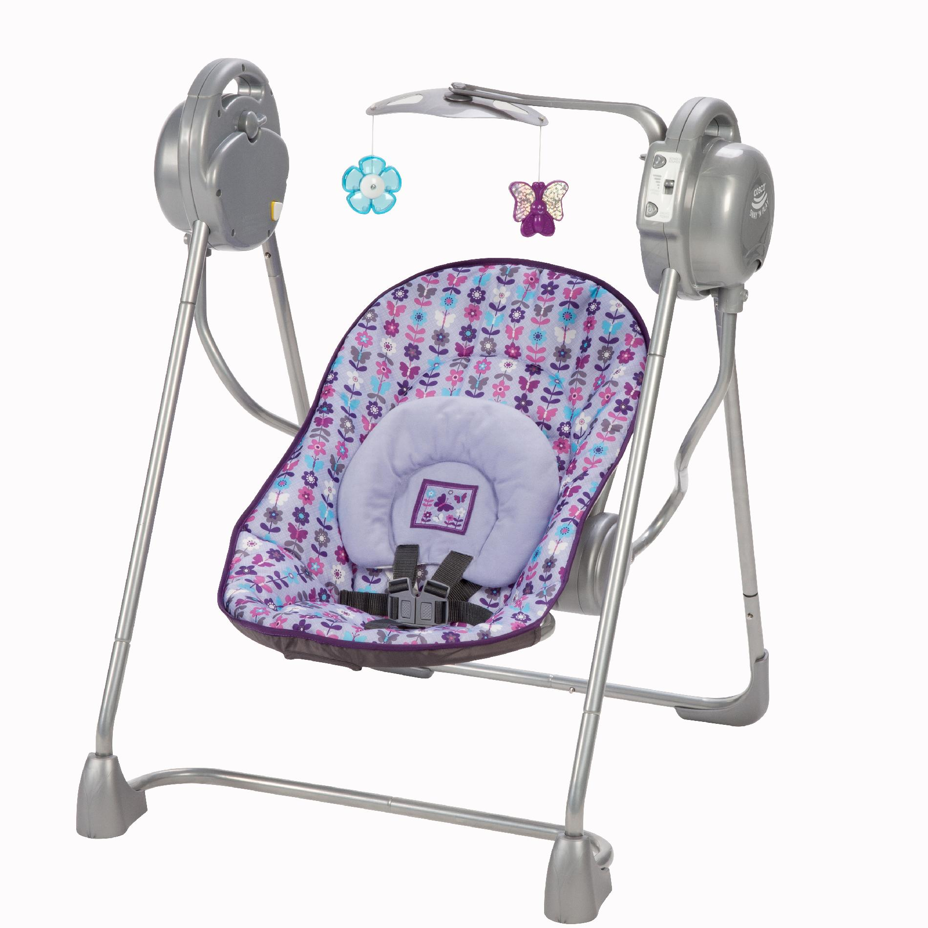 Baby Play Chair Cosco Sway N Play Swing Marissa