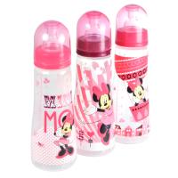 Disney 3-Pack 8-Ounce Bottles - Minnie Mouse