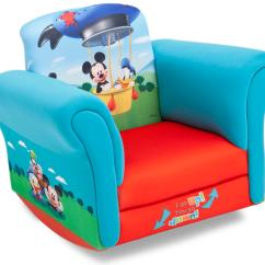 Chairs For Toddlers Vladimir Kagan Chair Delta Upholstered Child 39s Mickey Mouse Rocking Kmart