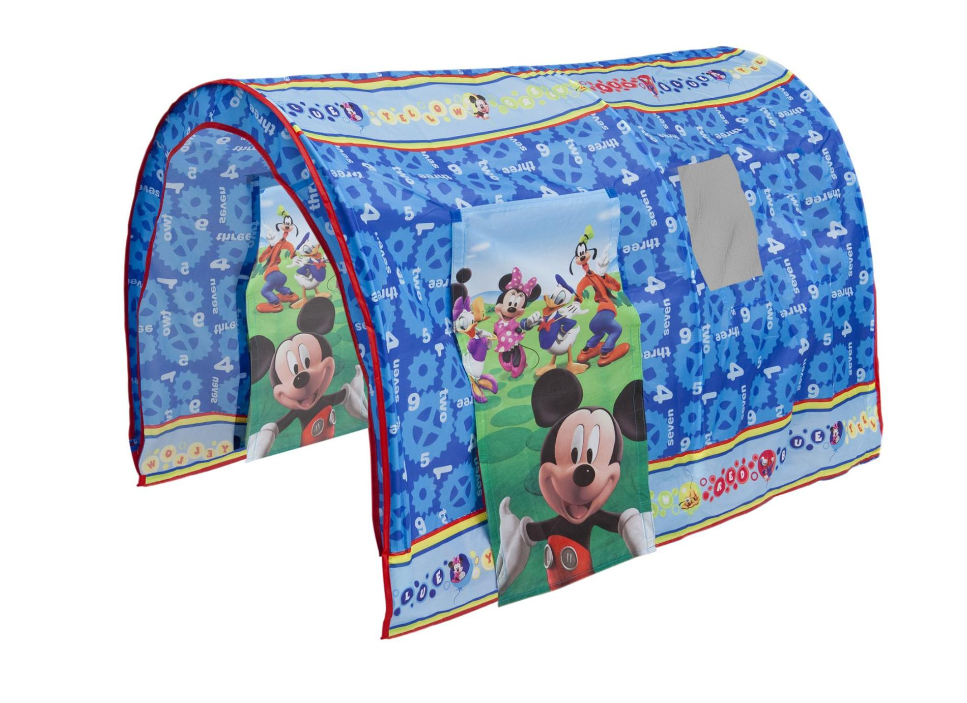 Delta Children Toddlers Tent Canopy  Mickey Mouse