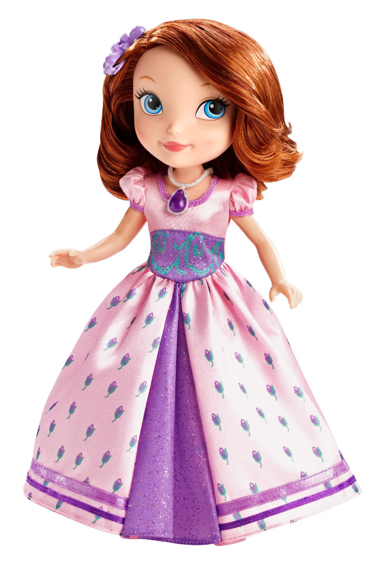 Disney Sofia The First Doll Toys Games Dolls