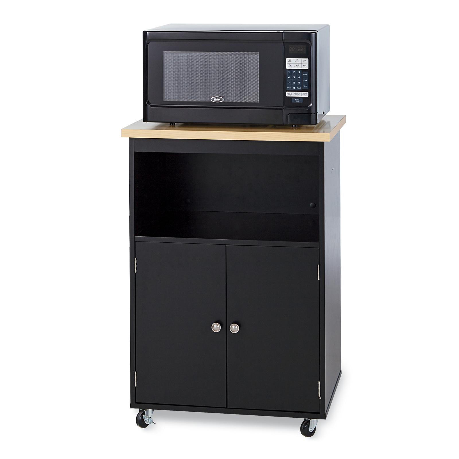 Essential Home Morgan Microwave Cart
