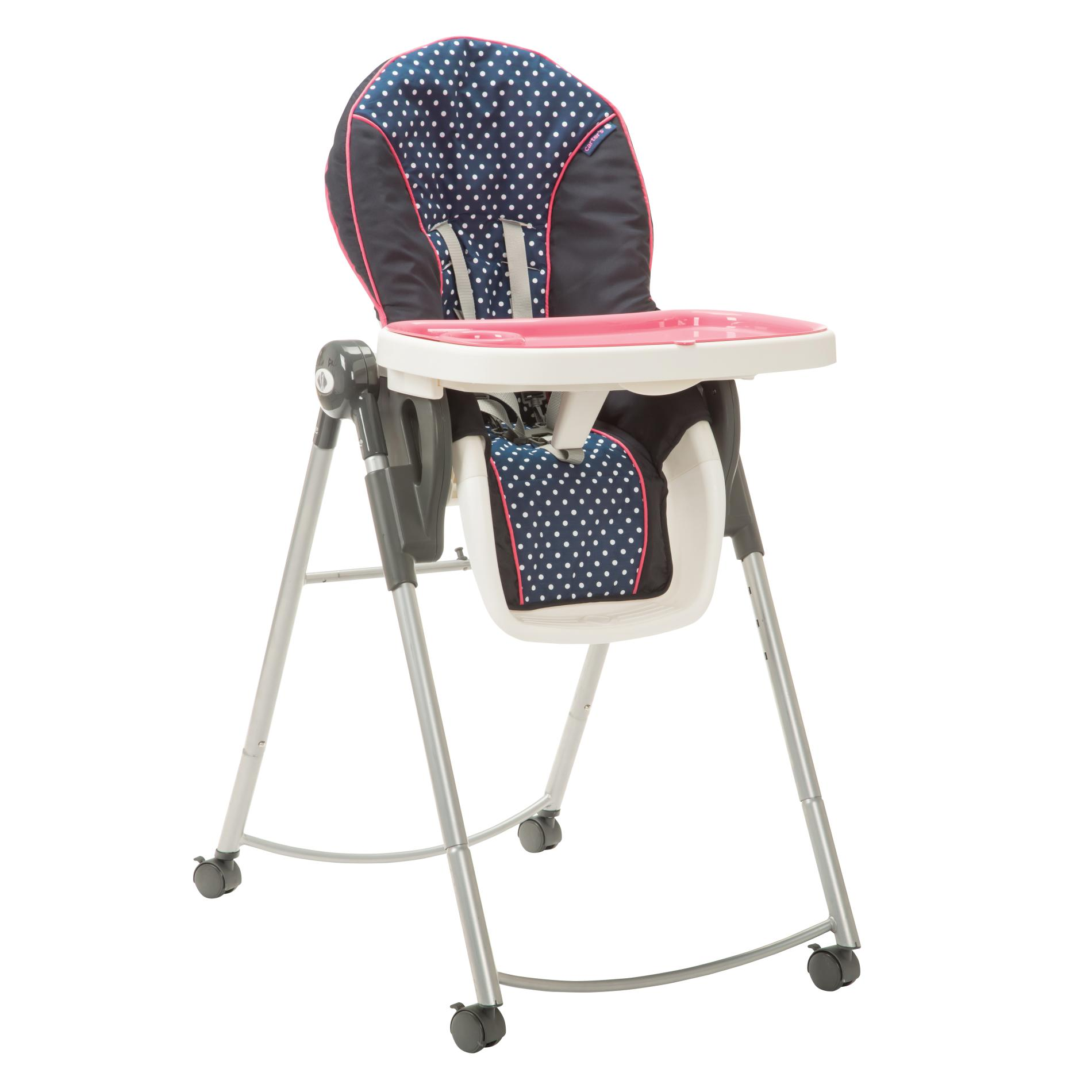 Badger High Chair Badger Basket Envee Baby High Chair With Playtable