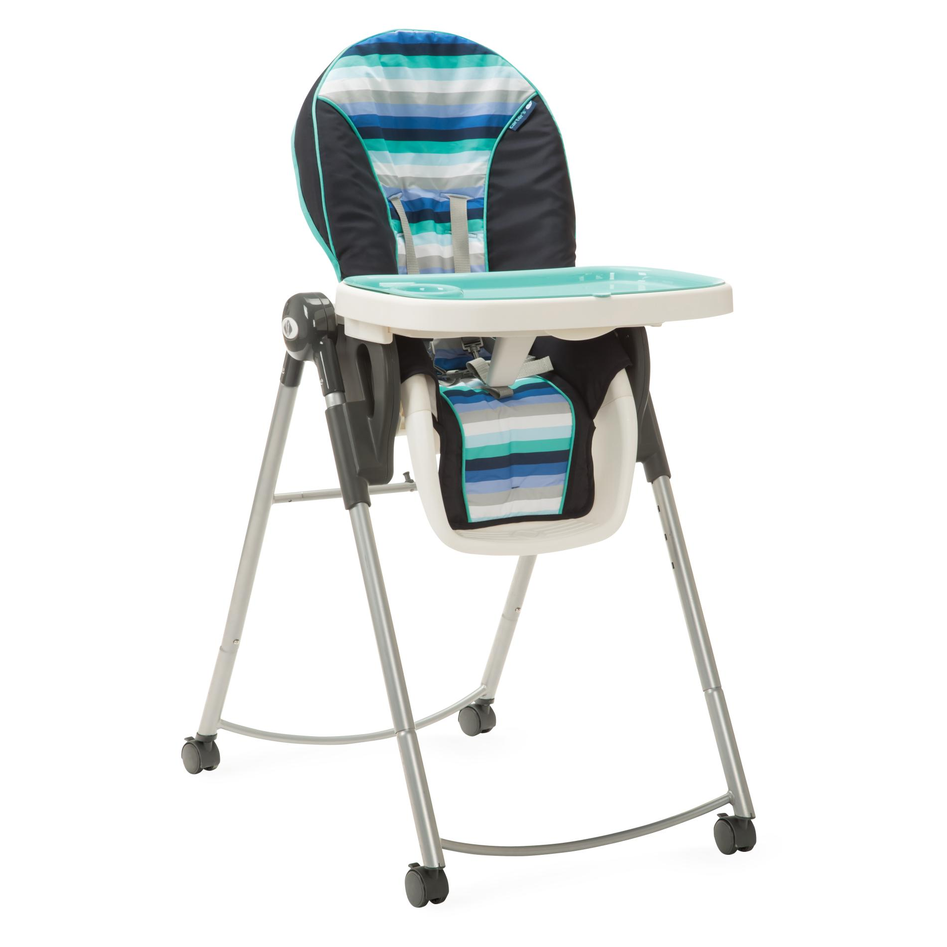 High Chair That Attaches To Chair Carter 39s Whale Of A Time High Chair