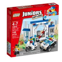LEGO Juniors Police  The Big Escape 10675 - Toys & Games ...