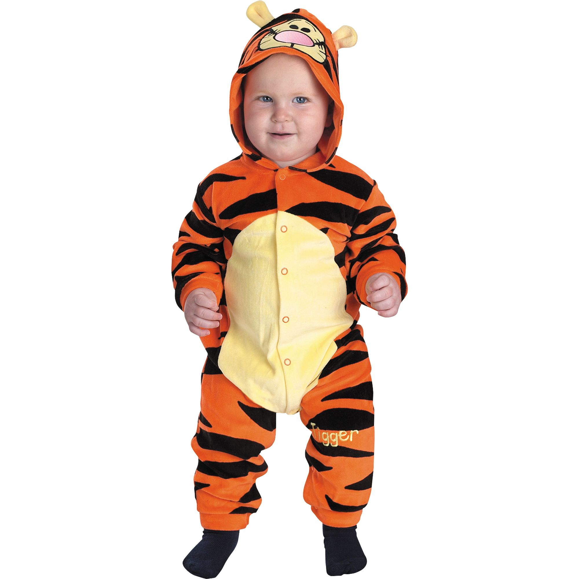 Tigger Halloween Costume Toddler