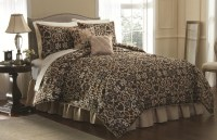 Jaclyn Smith Ritzy Comforter Set