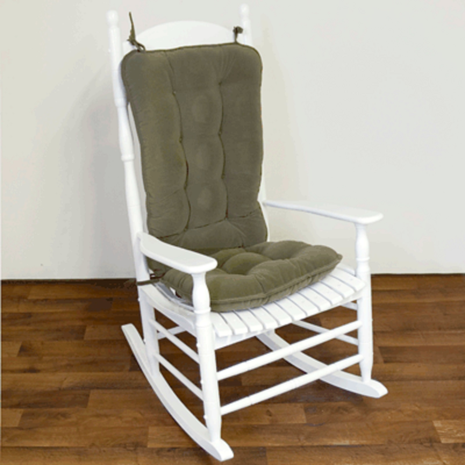 oversized rocking chair cushions lawn folding pads buy in home at kmart