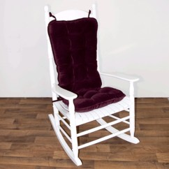Greendale Rocking Chair Cushions Bath Chairs For Elderly South Africa 43chair 43cushions From Sears