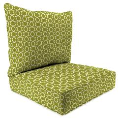 Outdoor Replacement Chair Cushions Wire Chairs Jordan Manufacturing Co Inc 2 Piece Deep Seat