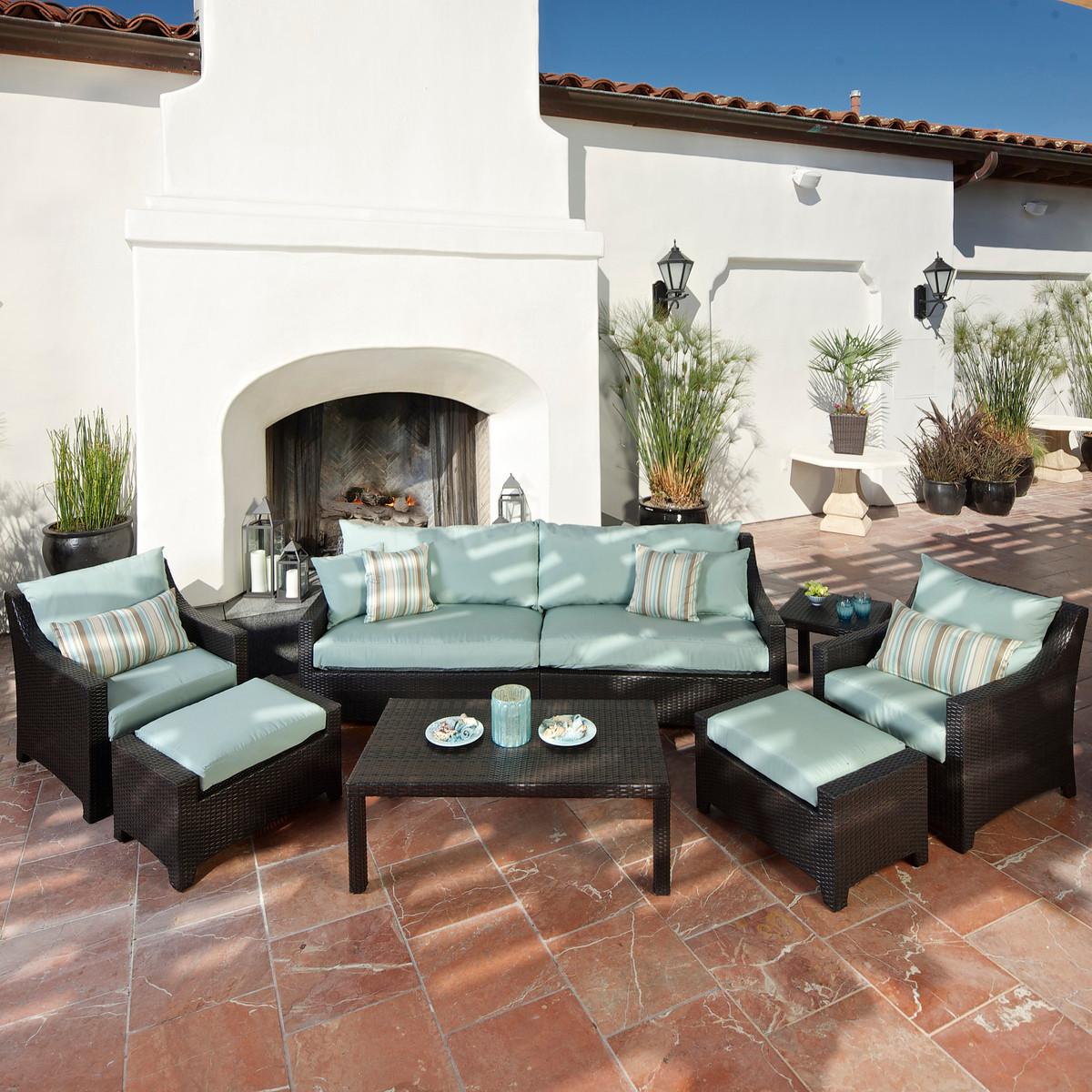 cb2 club sofa ottoman glider cushions rst brands bliss 8 piece chair and ottomans set