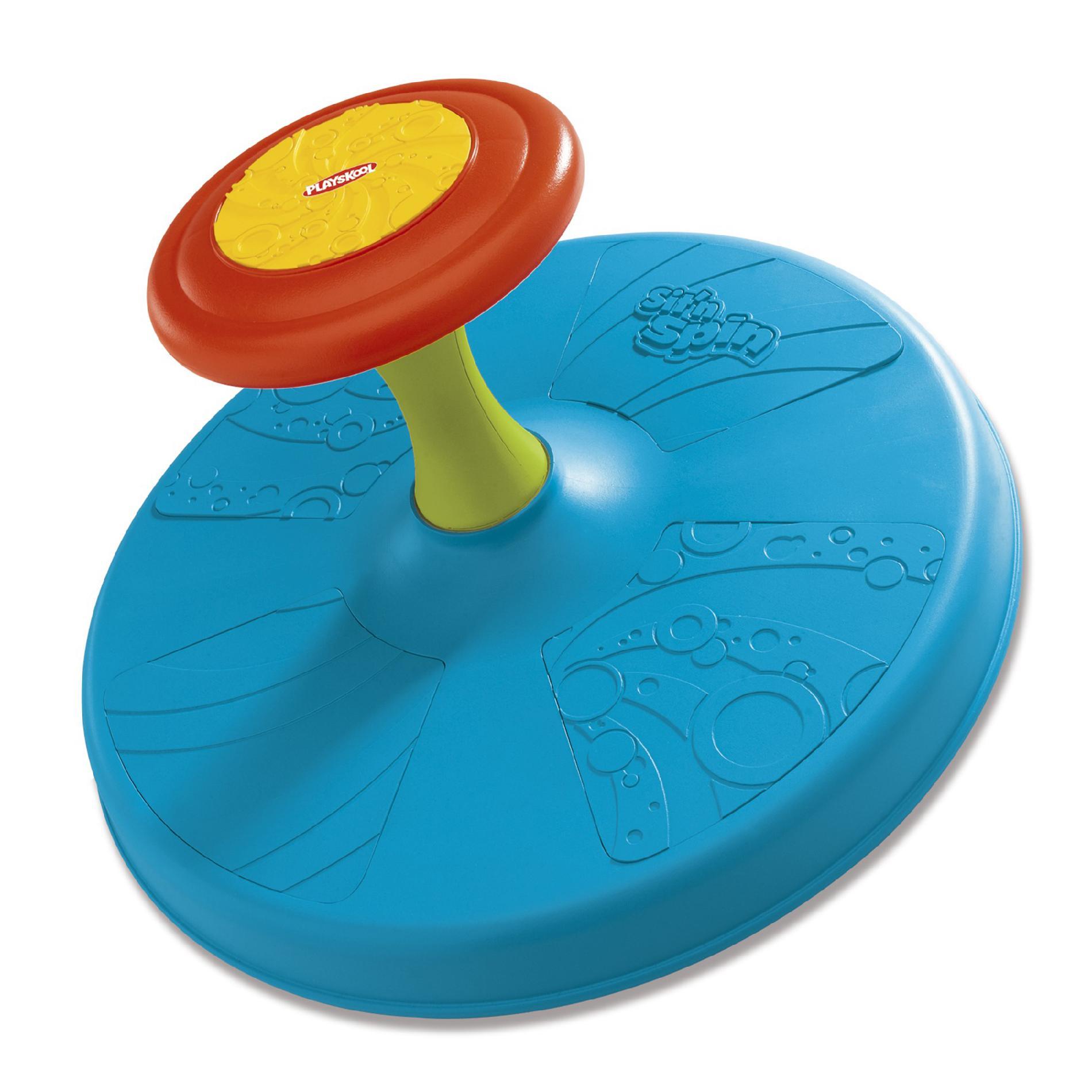 Playskool Play Favorites Classic Sit N Spin Toy
