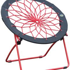 Bungee Chair For Kids Star Furniture Dining Chairs Upc 887798000067 Bunjo Red Recaro North