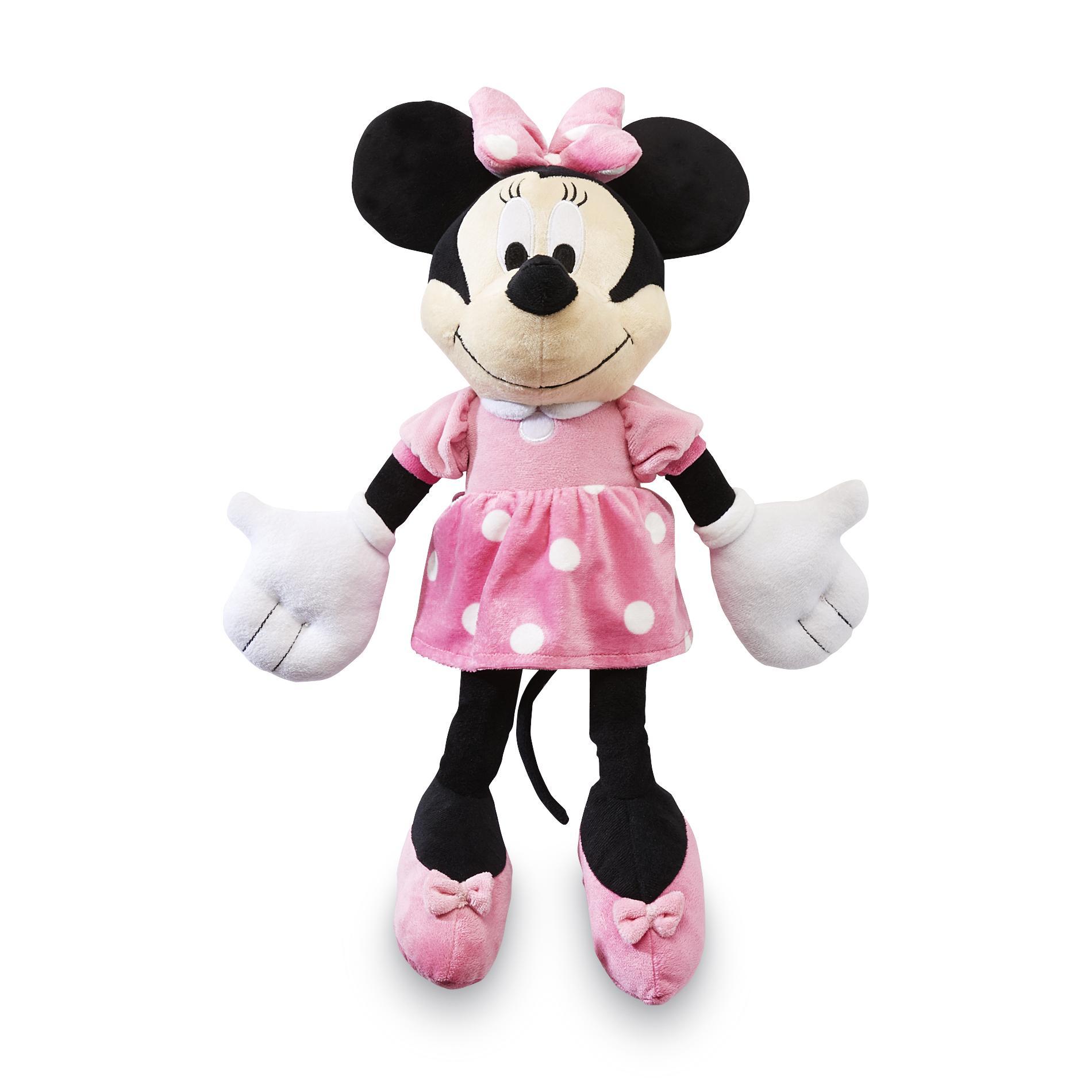 Disney Minnie Mouse Plush Pillow