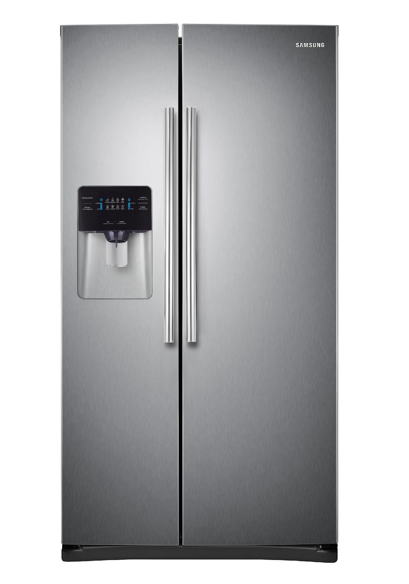 Samsung RS25H5000SR 245 cu ft SidebySide Refrigerator
