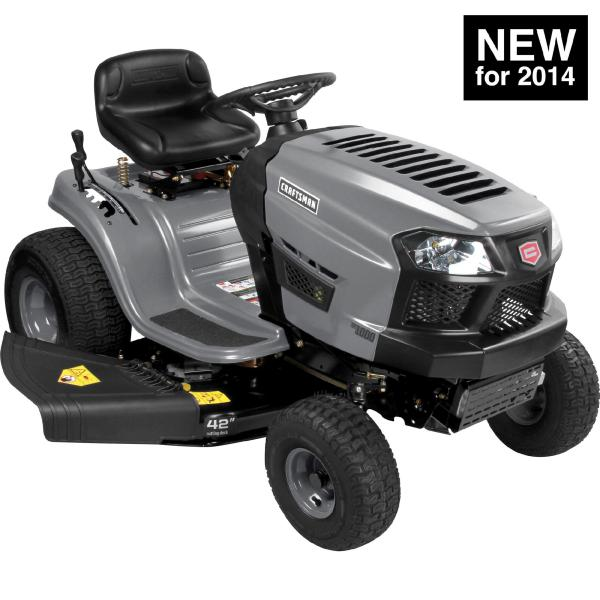 Riding Lawn Mowers & Turn Electric Sears Outlet